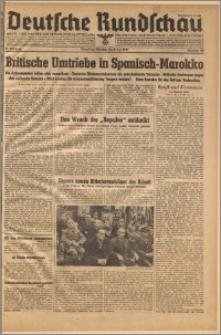 Deutsche Rundschau. J. 67, 1943, nr 134