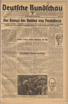 Deutsche Rundschau. J. 67, 1943, nr 139
