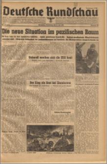 Deutsche Rundschau. J. 67, 1943, nr 141