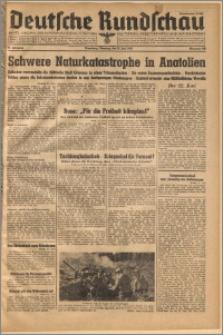 Deutsche Rundschau. J. 67, 1943, nr 145