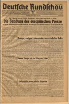 Deutsche Rundschau. J. 67, 1943, nr 148