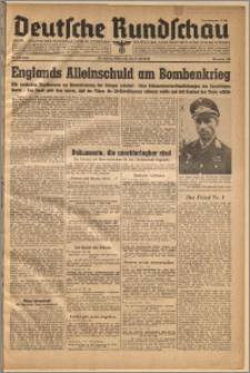 Deutsche Rundschau. J. 67, 1943, nr 158