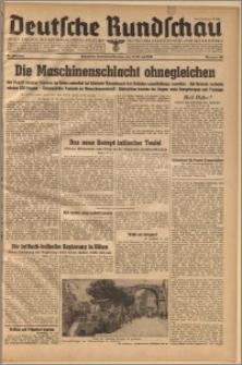 Deutsche Rundschau. J. 67, 1943, nr 167