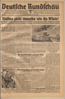 Deutsche Rundschau. J. 67, 1943, nr 183
