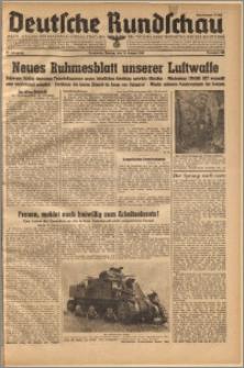 Deutsche Rundschau. J. 67, 1943, nr 192