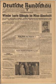 Deutsche Rundschau. J. 67, 1943, nr 204