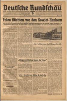 Deutsche Rundschau. J. 67, 1943, nr 274