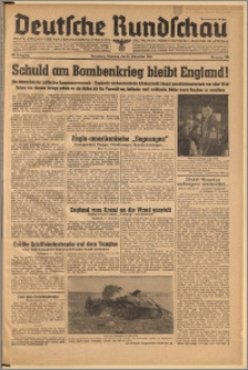 Deutsche Rundschau. J. 67, 1943, nr 295