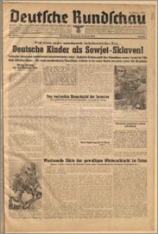 Deutsche Rundschau. J. 68, 1944, nr 7