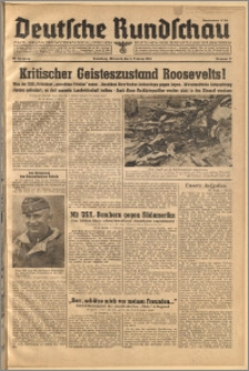 Deutsche Rundschau. J. 68, 1944, nr 27