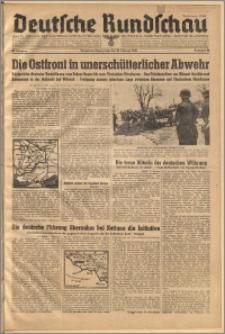 Deutsche Rundschau. J. 68, 1944, nr 34