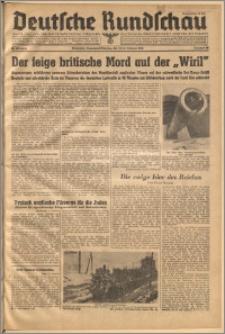Deutsche Rundschau. J. 68, 1944, nr 33
