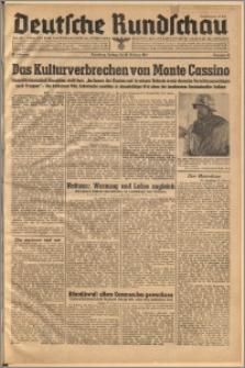 Deutsche Rundschau. J. 68, 1944, nr 41