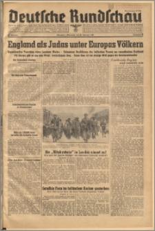 Deutsche Rundschau. J. 68, 1944, nr 45