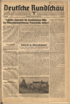Deutsche Rundschau. J. 68, 1944, nr 65