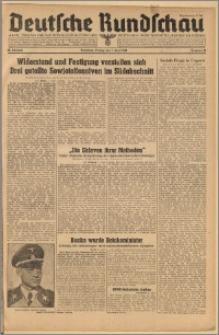 Deutsche Rundschau. J. 68, 1944, nr 83