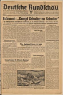 Deutsche Rundschau. J. 68, 1944, nr 84