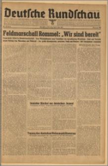 Deutsche Rundschau. J. 68, 1944, nr 108