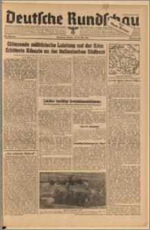 Deutsche Rundschau. J. 68, 1944, nr 113