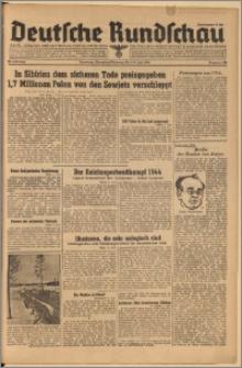 Deutsche Rundschau. J. 68, 1944, nr 129