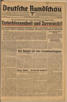 Deutsche Rundschau. J. 68, 1944, nr 132