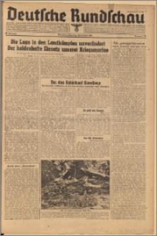 Deutsche Rundschau. J. 68, 1944, nr 137