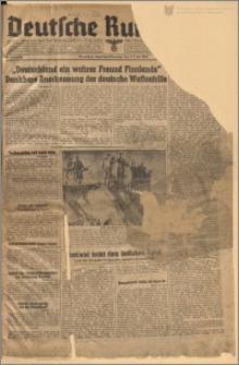 Deutsche Rundschau. J. 68, 1944, nr 153