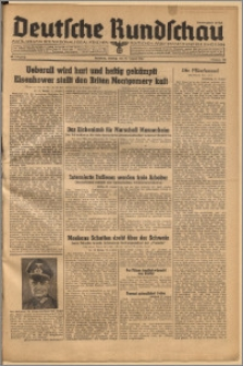 Deutsche Rundschau. J. 68, 1944, nr 196