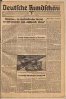Deutsche Rundschau. J. 68, 1944, nr 197