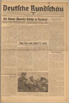 Deutsche Rundschau. J. 68, 1944, nr 265