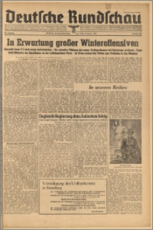 Deutsche Rundschau. J. 68, 1944, nr 267