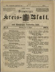 Bromberger Kreis-Blatt, 1874, nr 4