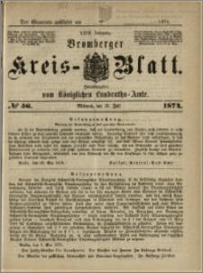 Bromberger Kreis-Blatt, 1874, nr 56