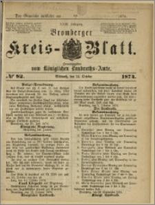Bromberger Kreis-Blatt, 1874, nr 82