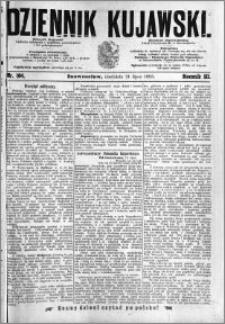 Dziennik Kujawski 1895.07.21 R.3 nr 164