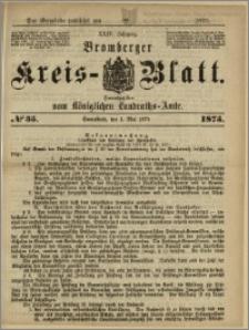 Bromberger Kreis-Blatt, 1875, nr 35