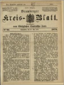 Bromberger Kreis-Blatt, 1875, nr 43