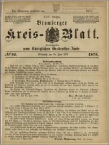 Bromberger Kreis-Blatt, 1875, nr 52