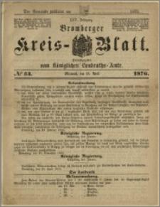 Deutsche Rundschau in Polen. J. 47, 1923, nr 34