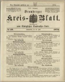 Deutsche Rundschau in Polen. J. 47, 1923, nr 59