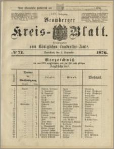 Deutsche Rundschau in Polen. J. 47, 1923, nr 71
