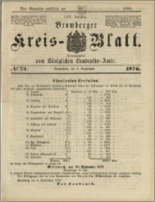 Deutsche Rundschau in Polen. J. 47, 1923, nr 73