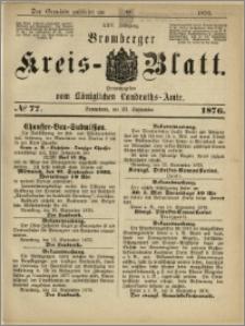 Deutsche Rundschau in Polen. J. 47, 1923, nr 77