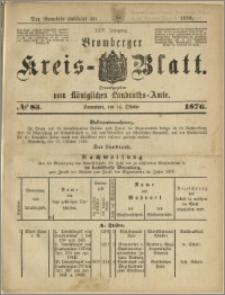 Deutsche Rundschau in Polen. J. 47, 1923, nr 83