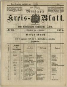 Deutsche Rundschau in Polen. J. 47, 1923, nr 89