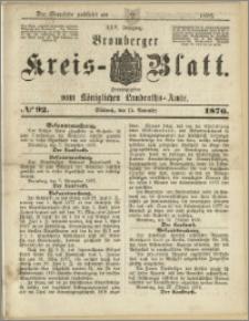 Deutsche Rundschau in Polen. J. 47, 1923, nr 92