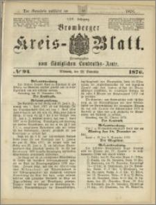 Deutsche Rundschau in Polen. J. 47, 1923, nr 94