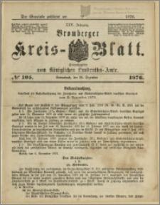Deutsche Rundschau in Polen. J. 47, 1923, nr 105