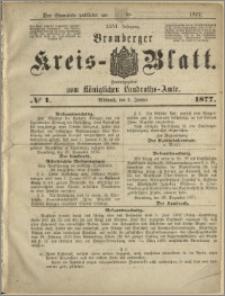 Deutsche Rundschau in Polen. J. 47, 1923, nr 1