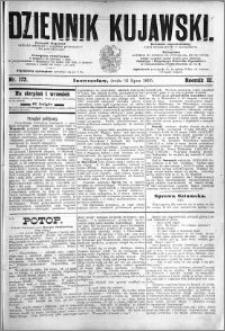Dziennik Kujawski 1895.07.31 R.3 nr 172